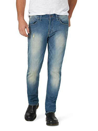 Rock & Republic Herren Slim Straight Jeans, Für Kinder ab 20 Jahren, 40W / 34L