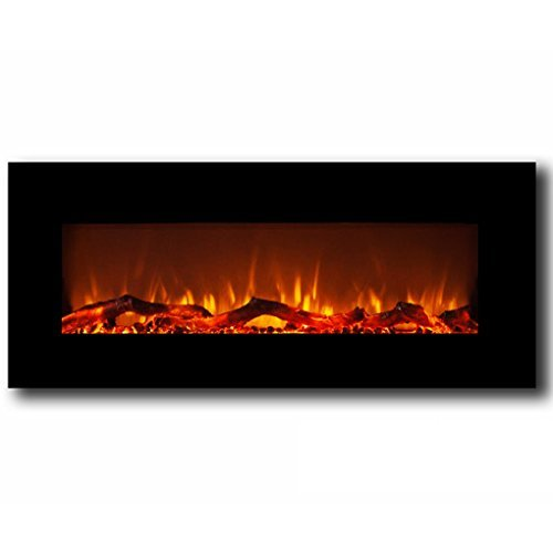 Regal Flame Ashford Black 50' Log Ventless Heater...