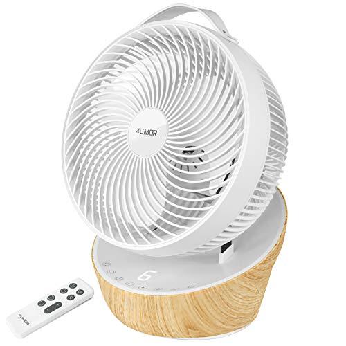 4UMOR Ventilateur de Table Ultra Silencieux avec...