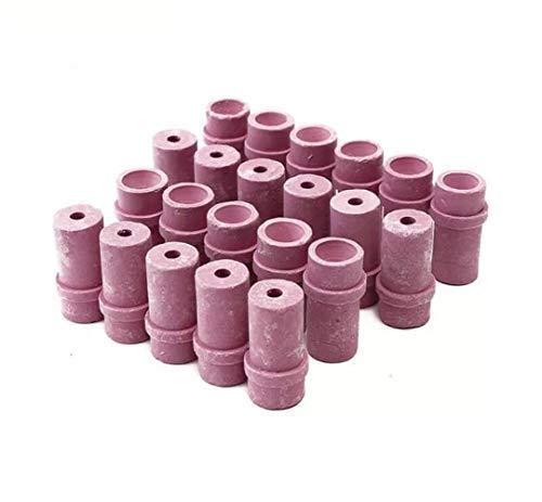 SUCAN 20 Stück Keramik-Düsen für Sandstrahlpistole, 4,5 mm, Ersatzdüsen für Sandstrahlpistole.