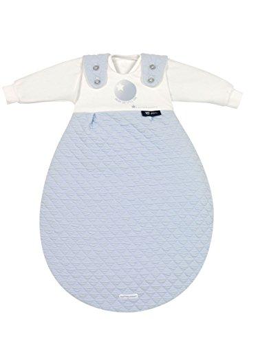 Alvi Baby-Mäxchen 3tlg. bellybutton Classic Line Dream blue, Größe:68/74