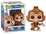 Funko-Disney: Aladdin: Abu Pop Vinilo, Multicolor, 9 cm (24923)