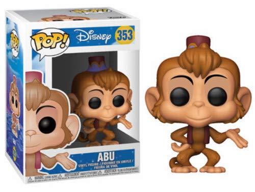 Funko POP! Disney Aladdin: Abu