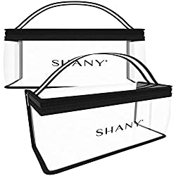 SHANY Clear Travel Makeup Organizer