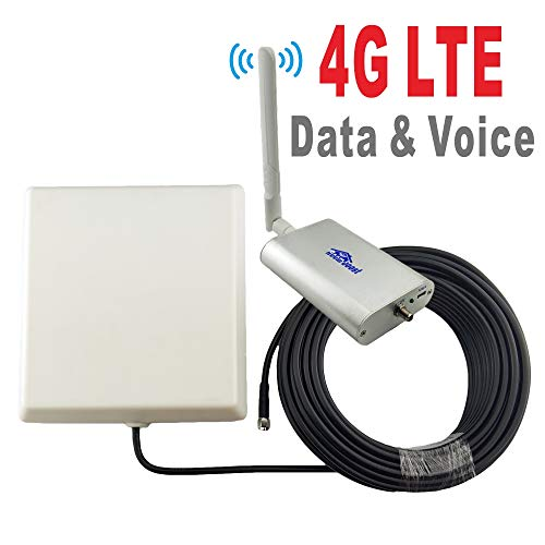 700MHz Verizon Cell Phone Signal Booster for Home and Office 4G LTE Band13 Mobile Phone Signal...