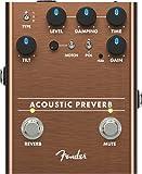 Fender® »ACOUSTIC PREVERB« Pedale Effetto per Chitarra Acustica