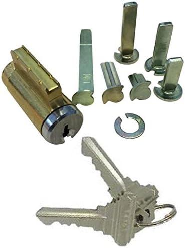 Lock Cylinder fits Schlage Commercial ND AL Deadbolt Leverset Knob Locks product image