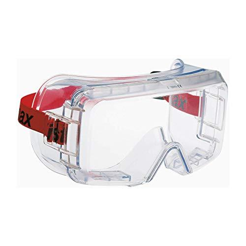 Honeywell VISTAMAX bril helder zicht, condensvrij, krasbestendig, polycarbonaat, directe ventilatie