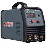 TIG-185HF, 185 Amp TIG/Stick DC Welder, High Frequency & High Voltage 100% Start Welding