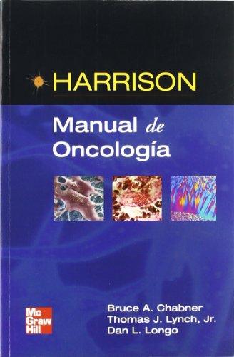 Harrison: Manual de Oncología