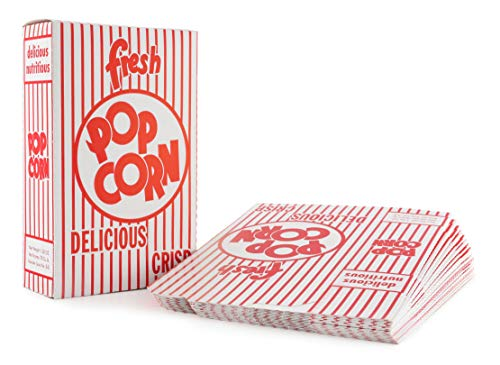 popcorn closed top boxes - 1
