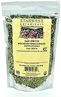 Starwest Botanicals Hyssop Herb C/S