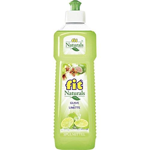Geschirrspülmittel Fit Naturals Geschirrspülmittel Guave Limette, 500 ml