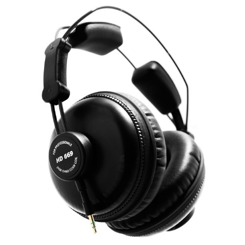 Superlux HD669 - Auriculares de diadema cerrados
