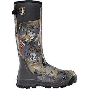 LaCrosse Men's Alphaburly Pro 18″ 800G Hunting Shoes