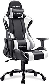 Gtpoffice Gaming Chair Massage Office Computer Chair