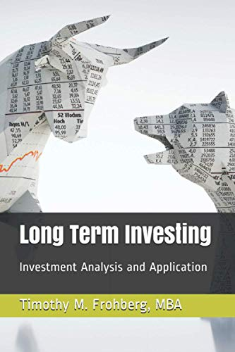 Real Estate Investing Books! - Long Term Investing: Investment Analysis and Application