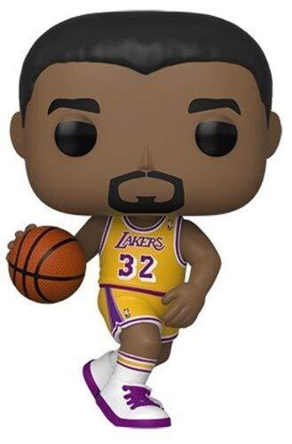 Pop! NBA: Legends - Magic Johnson (Lakers Home)