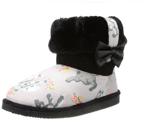 Iron Fist Lamb Chop Fugly Boot IFLFUG12180F13, Damen Schneestiefel, Violett (purple), EU 37 (UK 4) (US 6)