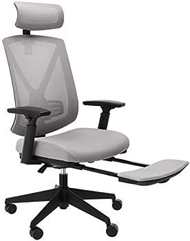 Amazon Basics Ergonomic High-Back Reclining Mesh Office Chair