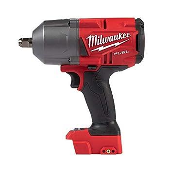 MILWAUKEE S Impact Wrench,Cordless,Compact,18VDC