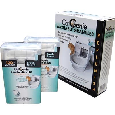 CatGenie 120 Scented Combo Supply Pack