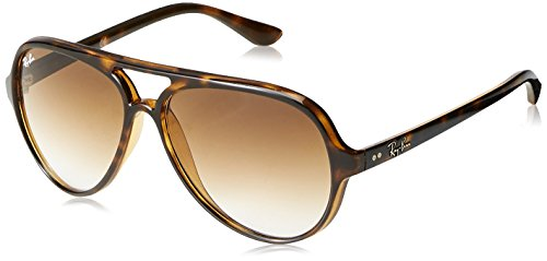 Ray-Ban MOD. 4125 Ray-Ban Sonnenbrille MOD. 4125 Aviator Sonnenbrille 59, Mehrfarbig