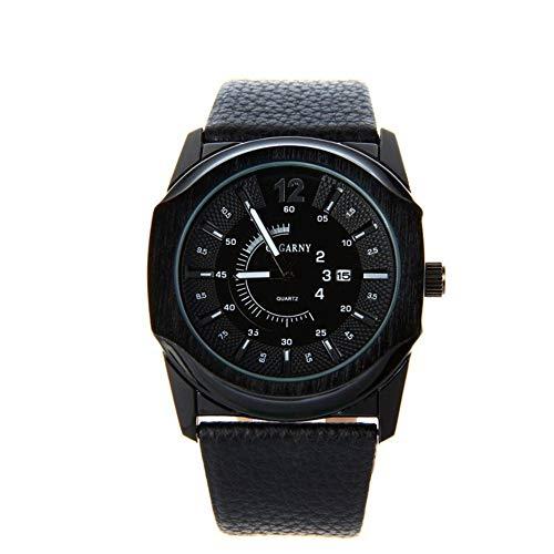 DAZHE Militäruhren CAGARNY Quarzuhren, CAGARNY Quarzuhr Herrenmode Uhr (Color : 3)