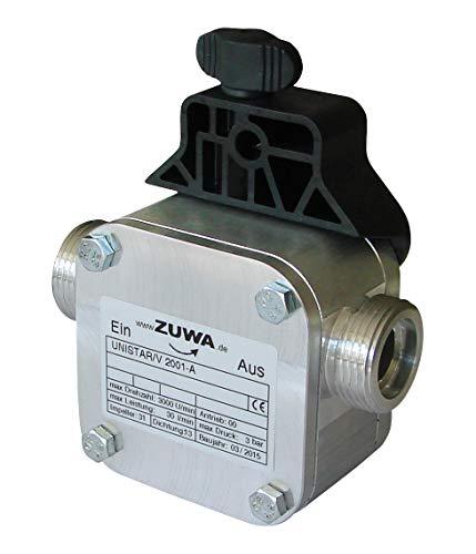 ZUWA UNISTAR 2001-A; Impellerpumpe mit Adapter für Bohrmaschine - 110120AB