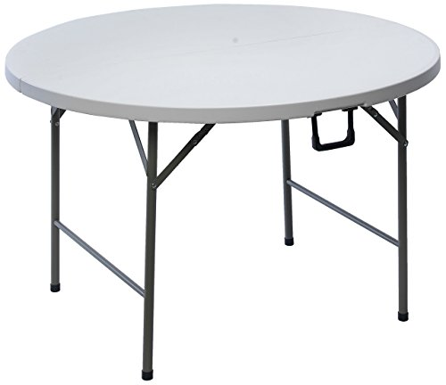 Lifetime Garden 54220 Table Rond Foldable 122 x 122 x 74 cm