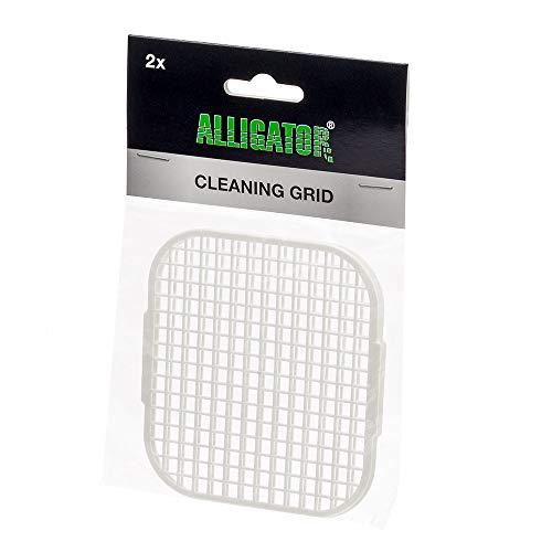Alligator Reinigungsgitter aus ABS, 6 x 6 cm