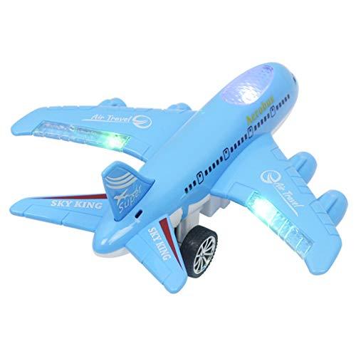 Oksea Ferngesteuertes Flugzeug Drohne mit Quadrocopter Sprachsteuerung Gravitationssensor...
