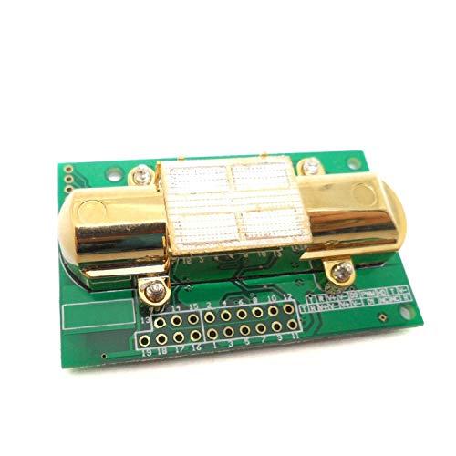 Range Arduino Infrarrojos del dióxido de Carbono del módulo del Sensor de CO2 Adecuado módulos MH-Z14 Punto (Size : 0-50000PPM)