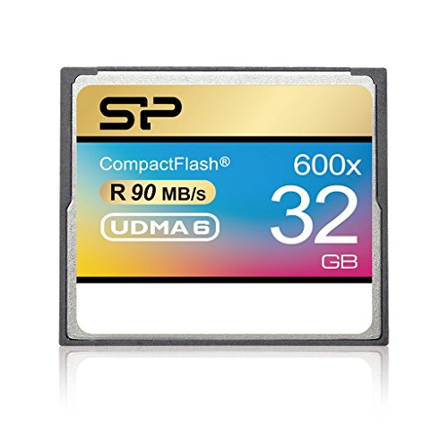 Silicon Power 32GB 1000x Compact Flash memoria flash CompactFlash