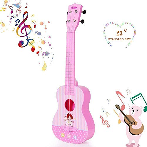 Music Toys for 2 Year Olds Age 1 3 4 5 Toddlers Guitar Kids Musical Girls New