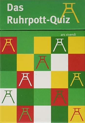 Das Ruhrpott-Quiz: 68 unterhaltsame Quizfragen rund um das Ruhrgebiet