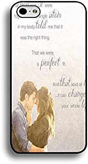 The Vampire Diaries Elegant Qutoe Phone Case Lovers Gift Protective Cover for Iphone 6 Plus/6S Plus 5.5 Inch