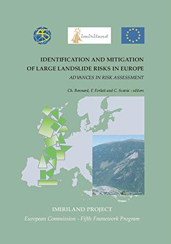 Identification and Mitigation of Large Landslide Risks in Europe: Advances in Risk Assessment
