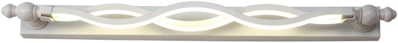Bild Vordere Lampe Nordic Moderne Schlichtheit Bad Wc Energiesparende Led-Spiegel Vorne Licht, Tischleuchte, Wandleuchte (Warmwei) Schminkleuchte (Gre  54 Cm 14 W)