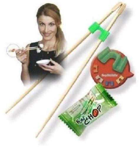 Fun Chop 20 Sets Chopstick Helper FunChop Great Gift by Urban Monk