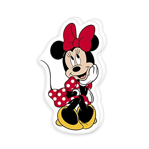Herding Disneys Minnie Mouse Konturenkissen, 20 x 36 x 5 cm, Polyester