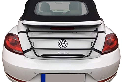 Atlas Gepäckträger passend für Volkswagen Beetle Coupé 5C1 & Cabrio 5C7 - Black Edition 2012-heute