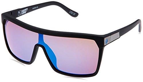 Spy Sonnenbrille FLYNN, happy bronze/dark blue spectra, 670323973317