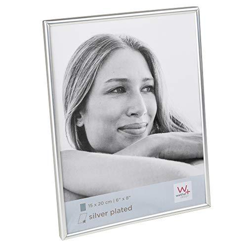 Walther WD520T Chloe, retrato marco 15x20 cm, plata mate