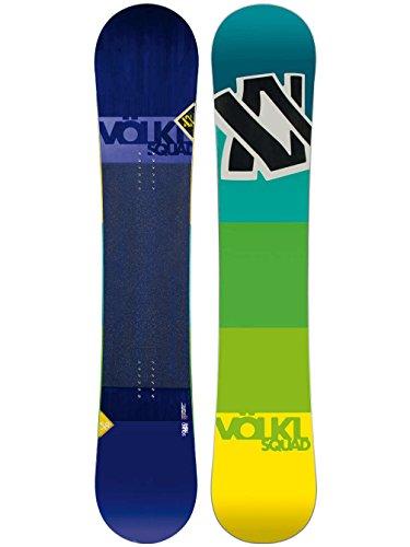 Herren Freestyle Snowboard Völkl Squad Prime 152 2014