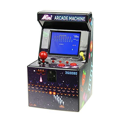Monsterzeug Mini Spielautomat, Arcade Spielautomat, Retro Spielautomat, Retro Spiele, Automatenspiele, Arcade Konsole
