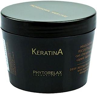 Phytorelax Laboratories KERATINA Ricostruzione Maschera - 200 ml