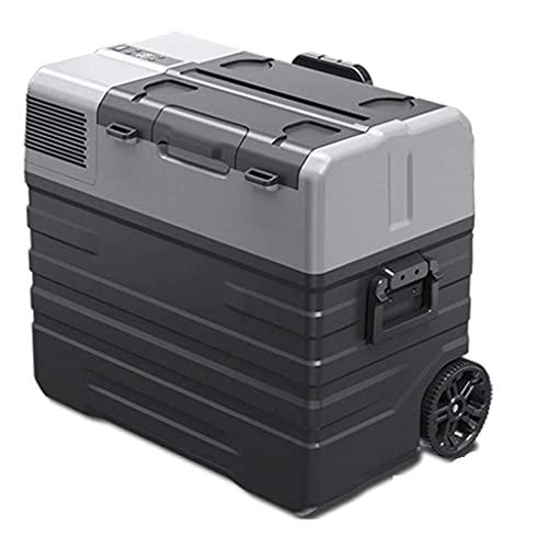 JYTFZD YANGLOU- Coche de refrigerador de Coches Case Caja portátil Mobile Freezerye para Carsds/QCCMXXWRJ-404 OUZDCZBX-4 (Color : 62l)
