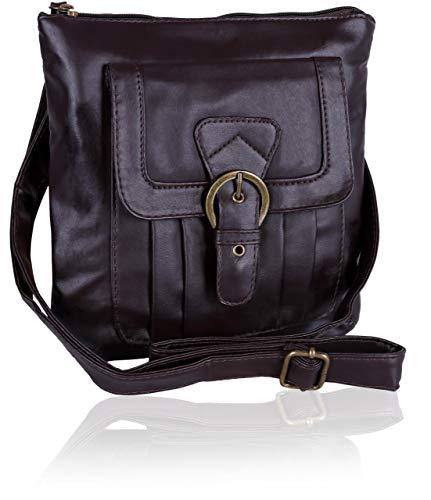 Braune Handtasche Schultertasche Tasche PRIMARK ATMOSPHERE