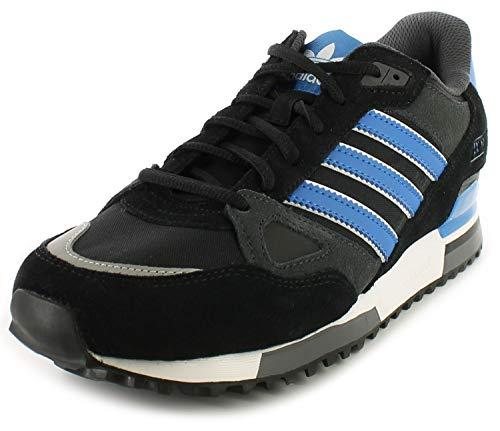 Adidas ZX Sneaker für Herren, - CORE BLK/B.BIRD/WHT - Größe: 43 1/3 EU
